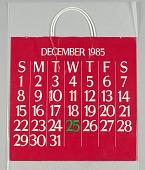 view Saks Fifth Avenue: December 1985 digital asset number 1