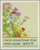 view Macy's Annual Flower Show digital asset number 1