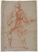 view Naked warrior, seen from behind digital asset number 1