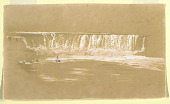 view Horseshoe Fall from the North, Niagara digital asset number 1