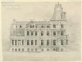view Mansion for Lady Alford, E. Elevation digital asset number 1
