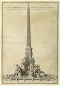view Bernini's Fountain of the Four Rivers digital asset number 1