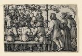 view The Peasants' Feast (Alder du must danczen) digital asset number 1