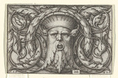 view Panel with a Mascaron digital asset number 1