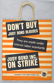 view International Ladies' Garment Worker's Union: Judy Bond (Orange Stripes) digital asset number 1