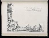 view Quarter of a Ceiling, Livre de Portion de Plafonds en Vousures (Book of Portions of Vaulted Ceilings) digital asset number 1