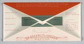 view Russian Graphic Design Before the Revolution, 1880-1917 digital asset number 1