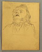 view Portrait of Sleeping Man digital asset number 1