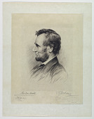 view Abraham Lincoln, artist's proof digital asset number 1