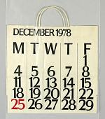 view Saks Fifth Avenue: December 1978 digital asset number 1