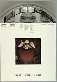 """view """"Jehreslabor Ein Bericht/ Martin-Gropius-Bau"""": for exhibition at Berlinsche Galerie June, 4 1992 - July 19, 1992 digital asset number 1"""