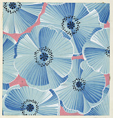 view Flower Head Design, Textile Design digital asset number 1