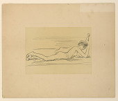 view Sketch of Female Nude digital asset number 1