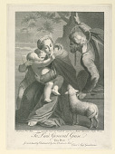 view Holy Family with St. John digital asset number 1