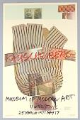 view Museum of Modern Art Rauschenberg Exhibition 1977 digital asset number 1