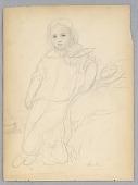 view Sketch for Portrait of Charlie digital asset number 1