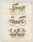 view Three Carriages digital asset number 1