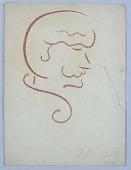 view Caricature of a Man, Elihu Root digital asset number 1