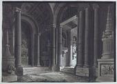 view Stage Design, Sepulchral Hall digital asset number 1