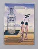 view Absolut Vodka digital asset number 1