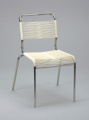 view #130 Stacking Chair digital asset number 1