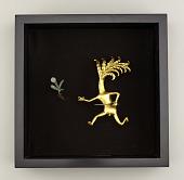 view Figure Pin #147 (Wingnut and Errant Dandelion) digital asset number 1