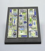 view Three-Paneled Sculpture digital asset number 1