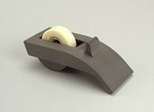 view Tape Dispenser from the Formations Desk Accessories Line digital asset number 1