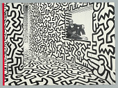 view Keith Haring in the Pop Shop digital asset number 1