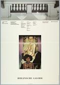 """view """"Neue Sachlichkeit/ Christian Schad/ Martin-Gropius-Bau"""": for exhibition at Berlinsche Galerie June, 4 1992 - July 19, 1992 digital asset number 1"""