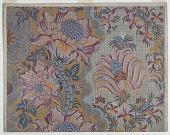 view Point paper (mise-en-carte), Design for Woven Silk digital asset number 1