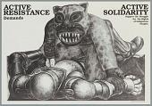 view Active Resistance Demands Active Solidarity digital asset number 1