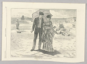 view And One in the New, Illustration for Every Saturday (November 18, 1871, p. 501) digital asset number 1