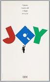 view Joy, for I.B.M. Corporation digital asset number 1