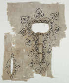 view Fragment of a child's tunic digital asset number 1