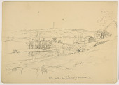 view Groton Heights from Hill Northeast of New London digital asset number 1
