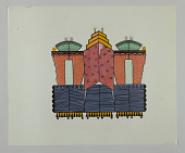 view Temple of Nuclear Waste, Front Side digital asset number 1