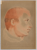 view A Young Man's Head digital asset number 1
