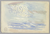 view Study of clouds, Rome, Italy digital asset number 1
