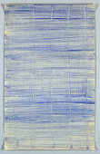 view Design for Decorated Paper: Pale Blue Striations digital asset number 1