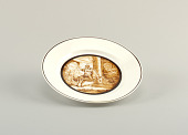 view Plate of Classical Scene with Horseman digital asset number 1