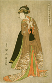 view Yamatoya (Iwai Hanshiro IV) from the <i>Portraits of Actors Onstage</i> series digital asset number 1