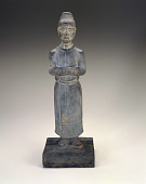 view Figure of a mourning attendant digital asset number 1