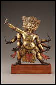 view Bhairava digital asset number 1