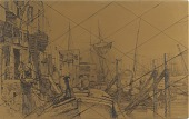 view Etching plate: Limehouse digital asset number 1