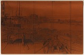 view Etching plate: The Pool digital asset number 1