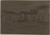 view Liverdun. One of the <em>Twelve Etchings from Nature</em> digital asset number 1