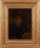 view Portrait Sketch of a Lady digital asset number 1
