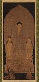view Amitabha triad digital asset number 1