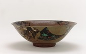 view Bowl with design of auspicious motifs digital asset number 1